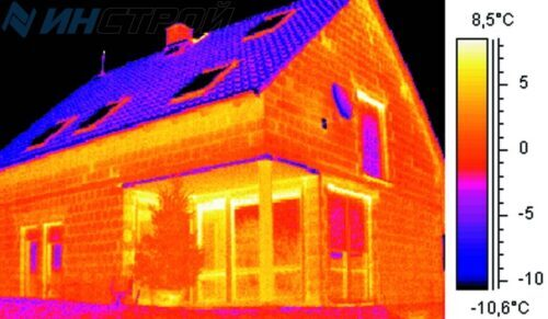 Що таке тепловизионное обстеження, як воно проводиться?